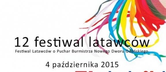 XII Festiwal Latawców o puchar Burmistrza