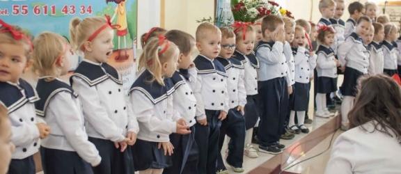 Oficjalne pasowanie przedszkolaków. Zobacz zdjęcia