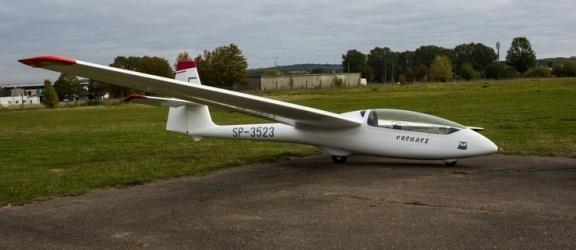 Koniec sezonu w elbląskim Aeroklubie