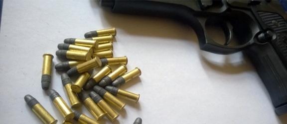 Alkohol, automaty i amunicja – wszystko bez pozwolenia