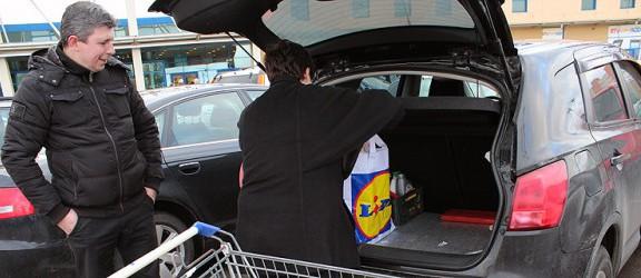 Wielki shopping po rosyjsku, czyli sąsiedzi z Obwodu na zakupach w Elblągu