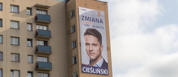 Reklamowy atak Cieślińskiego – znamy stanowisko Posła