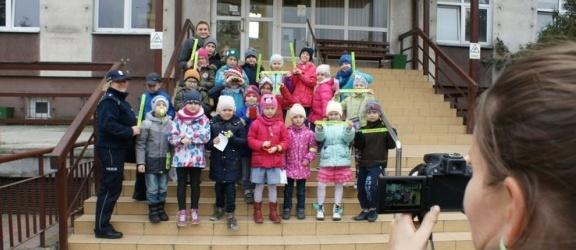 Odwiedziły nas dzieci z SP 18