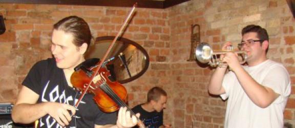 Sesja jazzowo - koncertowa w Klubie Krypta