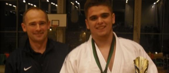 Złoty medalista z Elbląga