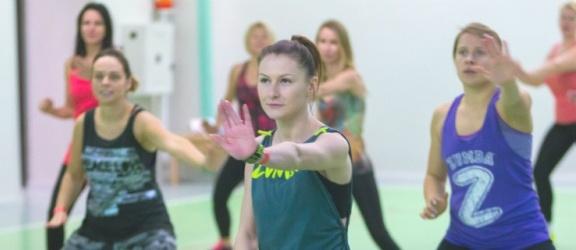 Charytatywny maraton fitness dla elbląskiego schroniska - zobacz zdjęcia