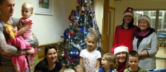 Rotarianki odwiedziły dzieci w szpitalu