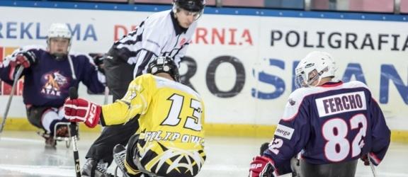 Złoto dla polaków w hokeju na sledżach