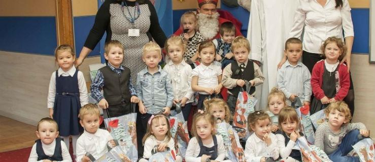 Mikołaj pamięta również o przedszkolakach. Zobacz obszerną galerię