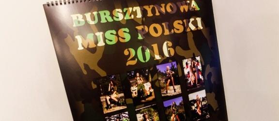 Bursztynowa Miss Polski – wygraj kalendarz na 2016 rok!
