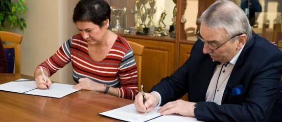 Międzyszkolne związki - porozumienie między ZS nr 1 i PWSZ