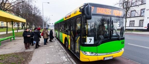 Zmiany w komunikacji miejskiej - 12-tka pojedzie na Żuławską