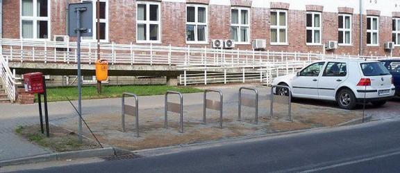 Gdzie w Elblągu staną kolejne stojaki rowerowe? Propozycji jest 37.