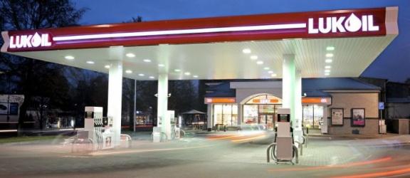 Rosyjskich stacji benzynowych Łukoil już nie będzie