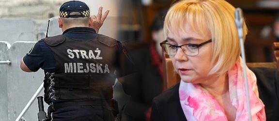 Prawicowa Maria Kosecka? Straż Miejska (już) zreorganizowana