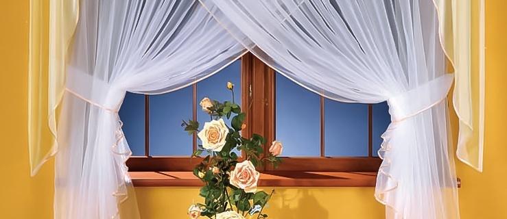 Firany Do Pokoju I Salonu 3 Zasady Dekoracji Okna