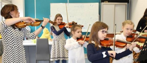 Muzyczne impresje w ZPSM w Elblągu