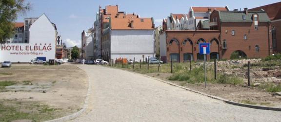 Wieżowa i część Bednarskiej ulicami jednokierunkowymi