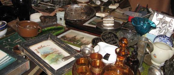 Gratka dla kolekcjonerów - giełda staroci w muzeum