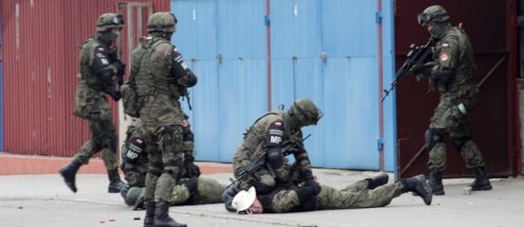 Zatrzymani w Olsztynie pod zarzutem terroryzmu