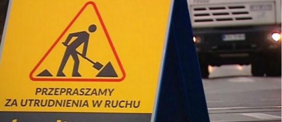 Prace drogowe na Kosynierów Gdyńskich