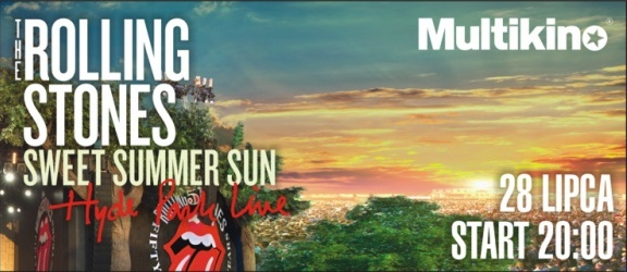 "The Rolling Stones ""Sweet Summer Sun – Hyde Park Live"""