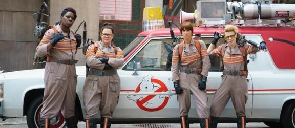 Ghostbusters. Pogromcy duchów w Kinie Światowid