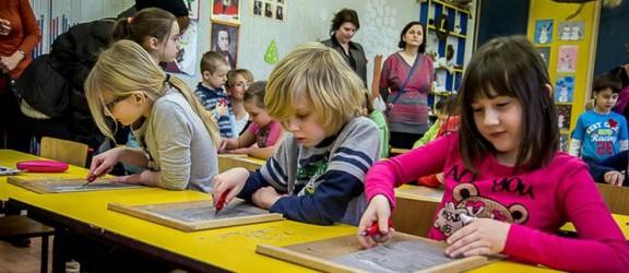 Moc atrakcji na Dniach Otwartych w Szkole Podstawowej nr 1