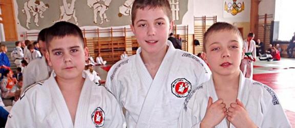 Sześć medali Tomity na Mistrzostwach Regionu Pomorskiego w Judo