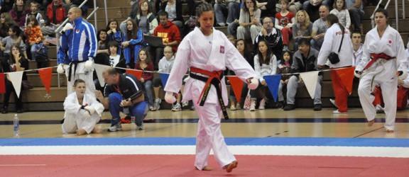 Sportowe Nagrody Prezydenta: Patrycja Grześkowiak - karate