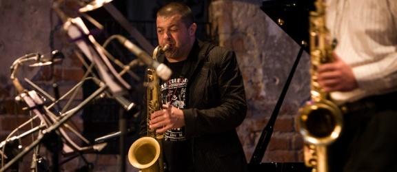 Mikołajkowa sesja jazzowa w Krypcie