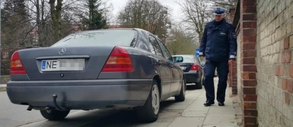 Zapomniał, gdzie zaparkował i zgłosił kradzież. Kryminalni szybko wyjaśnili sprawę