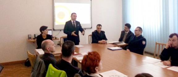 Spotkanie Prezydenta Elbląga z branżą handlową