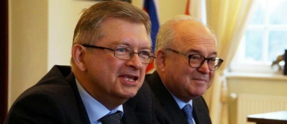 Ambasador Federacji Rosyjskiej u marszałka