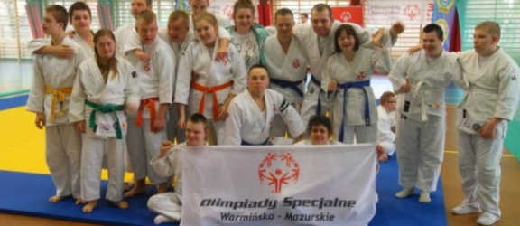 Po II Regionalnym  Warmińsko-Mazurskim Turnieju w Judo Olimpiad Specjalnych