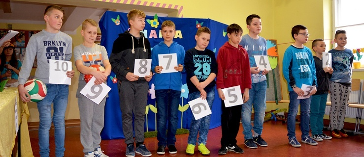 Wybory Mistera Szkoły Podstawowej nr 8 w Elblągu (+ zdjęcia)
