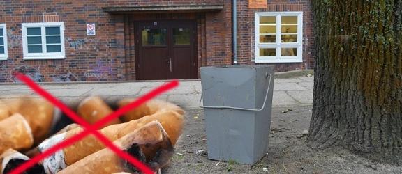 Pety przed szkołą zniknęły po artykule. Nasza interwencja