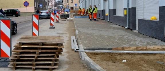 Weekendowe remonty dróg - ulica Kościuszki będzie zamknięta