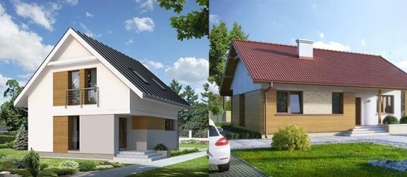 90% mieszkańców woj. warmińsko-mazurskiego wybiera domy o powierzchni do 150m2