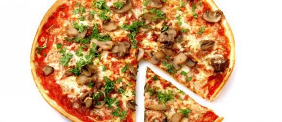 Pizza kolorowa