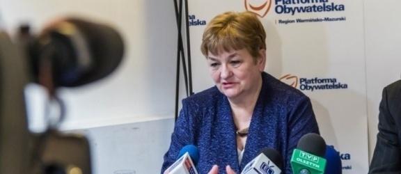 Posłanka Gelert apeluje do ministra Macierewicza