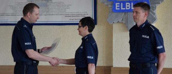 Zmiany w kierownictwie pionu kryminalnego elbąskiej policji
