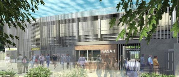 Miasto ogłasza przetarg na wykonawcę prac budowlanych stadionu przy Agrykola