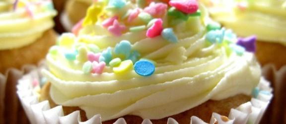 Muffiny. Słodkie co nieco dla małych i dużych