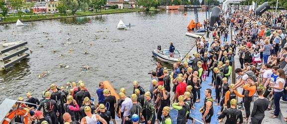 Garmin Iron Triathlon Elbląg, czyli uczta dla fanów sportu!