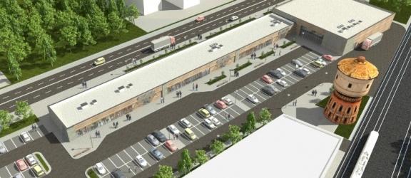 Wiemy jak będzie wyglądał park handlowy w okolicy dworca