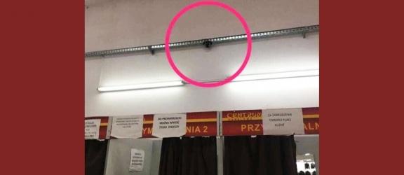 """Czytelniczka z Elbląga alarmuje: """"Kamera w przymierzalni"""""""