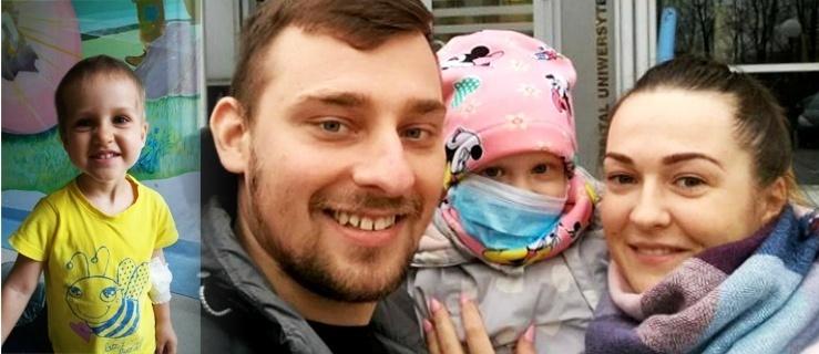 Przerwij odpoczynek na plaży i uratuj życie małej Hani, chorej na białaczkę