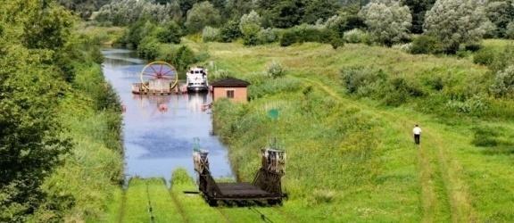 Pochylnia w Oleśnicy już działa. Turyści czekali od początku sezonu