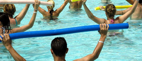 Wygraj karnety na zajęcia H2O fitness! Masz jeszcze jeden dzień!